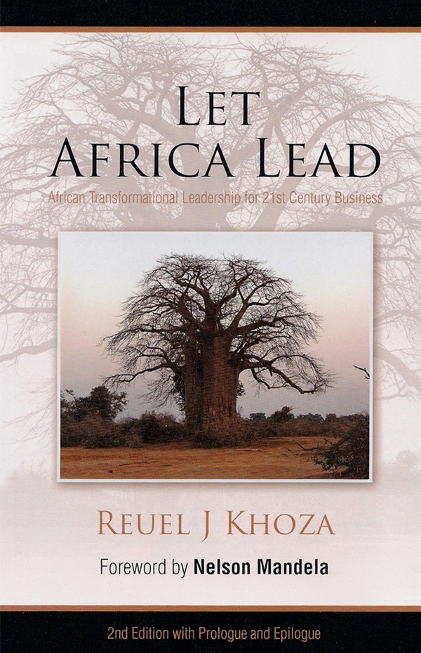 Let Africa Lead Book Cover